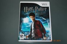 Harry Potter & The Half Blood Prince Nintendo Wii UK PAL