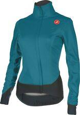 Castelli Alpha Women's Windstopper Jacket Green Size Small : SUPER CLEARANCE
