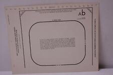 Kodak Tech Data 1971 Template No S-50 TV Image Ektagraphic Visualmaker B157K