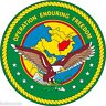 Operation Enduring Freedom Command (2 Decals!) Vinyl Stickers Window Decal