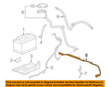 GM OEM-Battery Cable 22850357