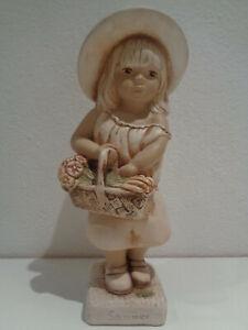 Alice Figur 28 cm hoch Steingut