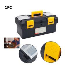 17 Inch Plastic Box Portable Large Tool Storage Multifunction Box Home Work
