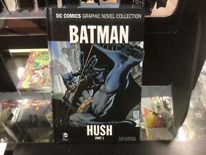 Batman - Hush Part 1 - DC Comics Hardback Graphic Novel Collection  (Eaglemoss)