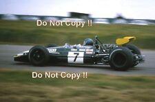 Jacky Ickx Brabham BT26A BRITISH GRAND PRIX 1969 Photo