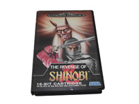 The Revenge of Shinobi Sega Mega Drive PAL *No Manual*