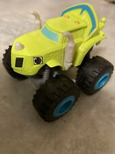 Blaze And The Monster Machines Zeg Truck  Diecast Metal Toy