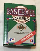 Upper Deck UD Baseball Cards 1990 - High Series #701-800  ⚾️ Complete set ⚾️