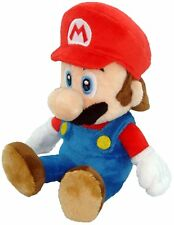 "Little Buddy Toys Mario 8"" Plush USA US Seller Authentic Official"