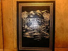 Reading Trout Streams by Tom Rosenbauer Easton Press edition