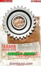 YAMAHA 2GH-17151-00 INGRANAGGIO 5M TDM 850, TRX 850 - GEAR PINION 5th