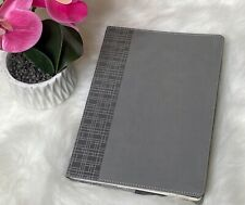 Designworks Ink Think Ink Lined Journal Notebook Paper Writing Diary Leatherette