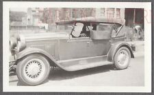 Vintage Car Photo 1928 Chevrolet Chevy Phaeton Convertible 767353