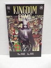 Kingdom Come DC Comic Book #1 Mark Waid Alex Ross Painted Art Elseworlds