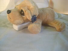 Russ Berrie Animal Junction 2012  Collection 1 Toy Weezer The Yellow Lab Age 0+