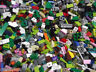 500+ SMALL DETAIL LEGO BRAND NEW LEGOS PIECES HUGE BULK LOT BRICKS PARTS
