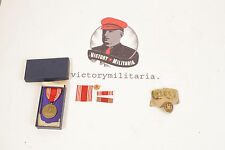 Grouping of US Military Good Conduct Medals