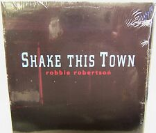 Robbie Robertson - The Band - SHAKE THIS TOWN Promo CD Single [1992] Brand New
