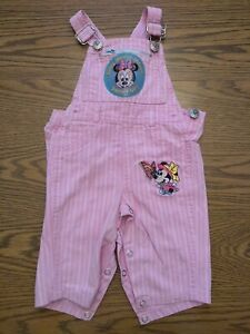 Kids Disney Minnie Mouse Pink Outfit Size 5 Months