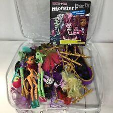 Assorted Lot Of Mattel Monster High Dolls & Accessories #454