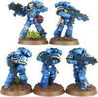 Warhammer 40k Space Marines Ultramarines Primaris Intercessors Squad Kill Team