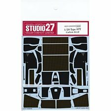 Studio27 ST27-CD20032 Lotus Type 97T Carbon Decal for Fujimi 1/20 Fujimi model