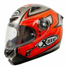 Replica Gloss Carbon Fibre Pinlock Ready Motorcycle Helmets