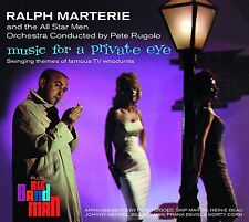 Ralph Marterie  MUSIC FOR A PRIVATE EYE + BIG BAND MAN (2 LP ON 1 CD)