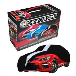 Show Car Cover for Holden VT VX VY VZ VE VF HSV Clubsport GTS Softline Black