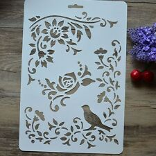 2pcs Decorative Embossing Scrapbooking Stencils Paper Cards STAMPS Album