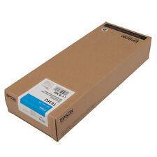Original EPSON Tinte Stylus Pro 7700 7900 9700 9900 / T6362 CYAN 700ml Cartridge
