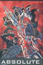 ABSOLUTE AUTHORITY HC VOL 1 REPS AUTHORITY #1-12 & MORE SEALED/NEW