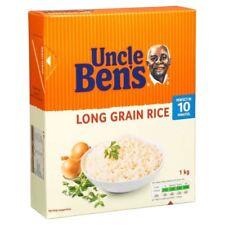 Uncle Ben's Long Grain Rice (1Kg)