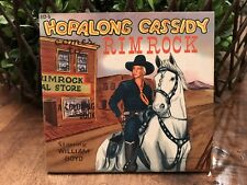 Hopalong Cassidy Comes To Rimrock Small Coloring Book William Boyd Vintage 1950