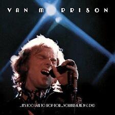 Van Morrison It's Too Late to Stop Now Volumes II III IV & DVD Set 2016