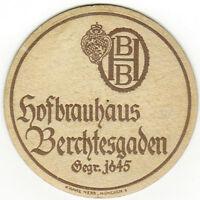 Nr.17 Bierdeckel Hofbräuhaus  München --Ein Münchner im Himmel Bierfilz