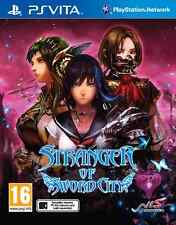 Stranger of Sword City (PS Vita) - BRAND NEW & SEALED UK