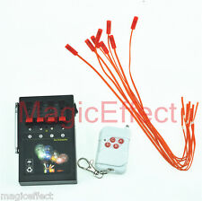 fireworks firing system+Programmable remote+CE party Wireless fireworks display