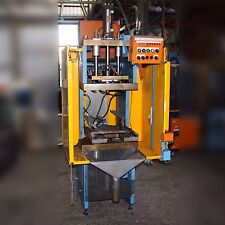 10 Tonne Hydraulic Press transfer molding moulding machine plastic rubber