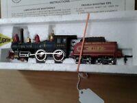 Bachmann  American440 steam locomotive ho scale nib