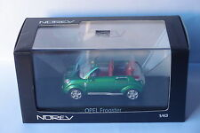NOREV OPEL FROGSTER 1:43