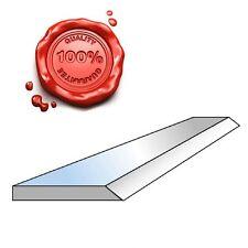 Fer de dégauchisseuse HSS 18% en 260 x 20 x 2.5 mm - Top qualité !