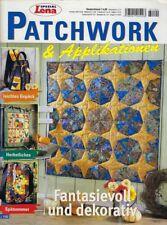 Lena Special L 1102,  Patchwork & Applikationen, Spätsommer 2006