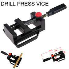 Durable Aluminum Drill Press Vise Flat Nose Pliers Milling Tool Clamp Machine
