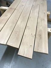 Kantholz Leisten Eiche Massiv Holz Brett Balken Bohle Tischbein Pfosten Rustikal
