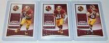 2015 Contenders Team Set Washington Redskins Kirk Cousins Morris Jackson (JHME)