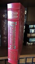 DRAGONSDAWN STORIES Easton Press MCCAFFREY SIGNED EDITION FINE