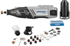 Dremel Rotary Tool 12-Volt Lithium-Ion Variable Speed Cordless (32 Accessories)