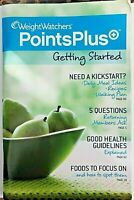 Weight Watchers POINTS PLUS Getting Started 2010 B004UW3VUK