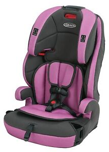 Graco Tranzitions 3 in 1 Harness Booster Seat, Kyte - Car Safety Seat Pink